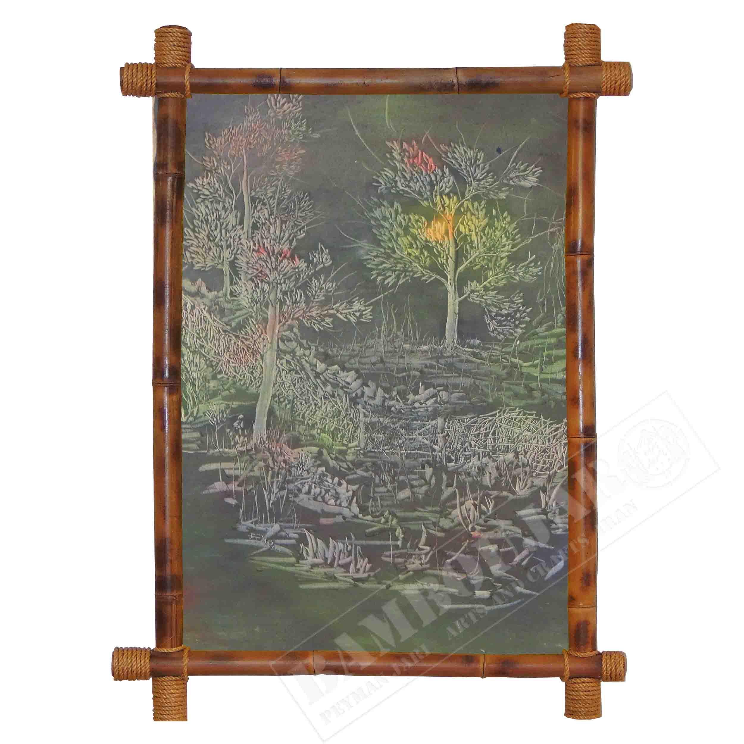 نقاشی مدل باغ بالا TaNaBgBC1
