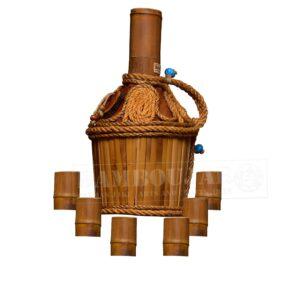 بطری مدل بامبو کد1 BBa4LC
